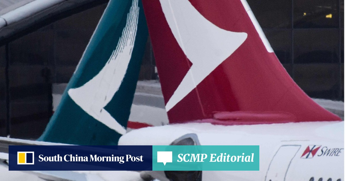 Cathay Pacific is a case study in how most companies fail in