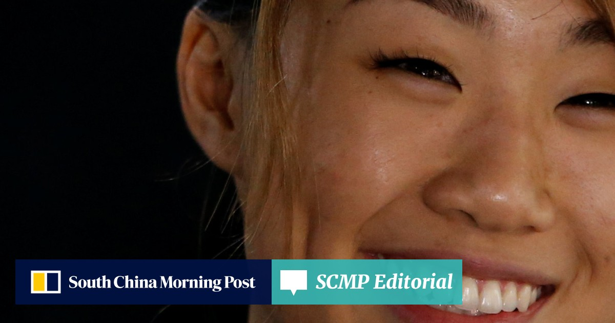 d91510d97b0d 'Miraculous' Angela Lee ready for her return to the cage after cheating  death in November car crash | South China Morning Post
