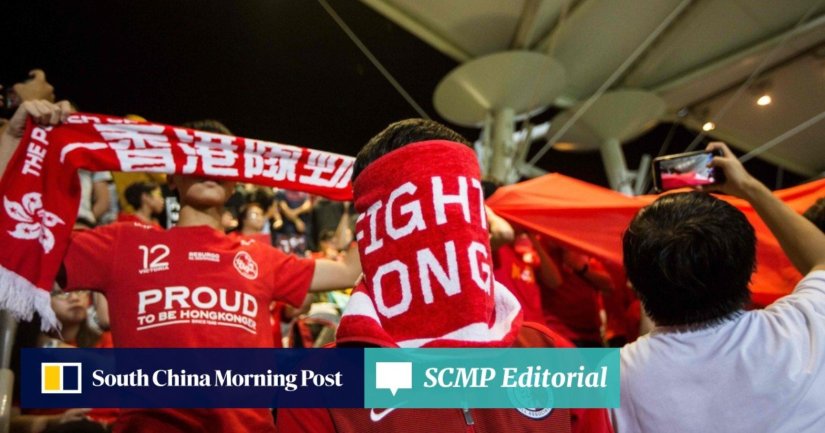 Foreword to Hong Kong's national anthem law will promote