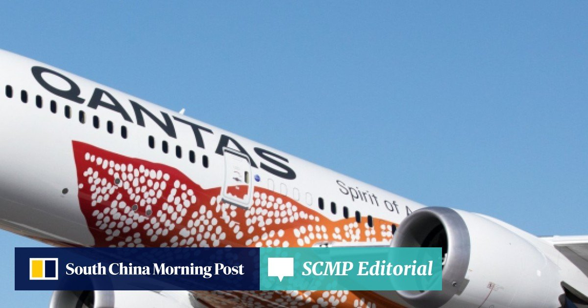 Qantas sets aviation milestone with first direct flight from Perth
