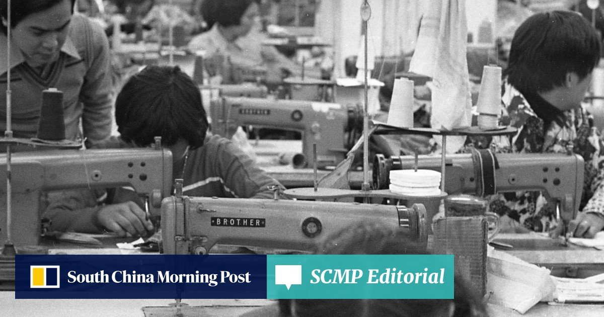 History of Hong Kong's textile and fashion industry explored in