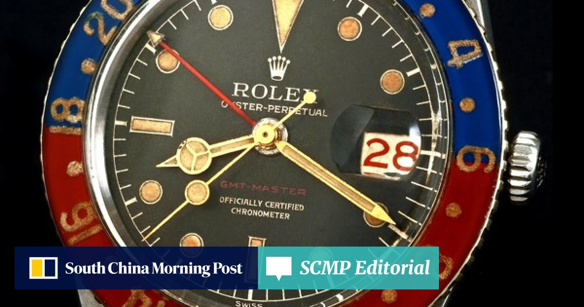 0aeac5352d14b All you need to know about iconic Rolex 'Pepsi' GMT-Master II   South China  Morning Post
