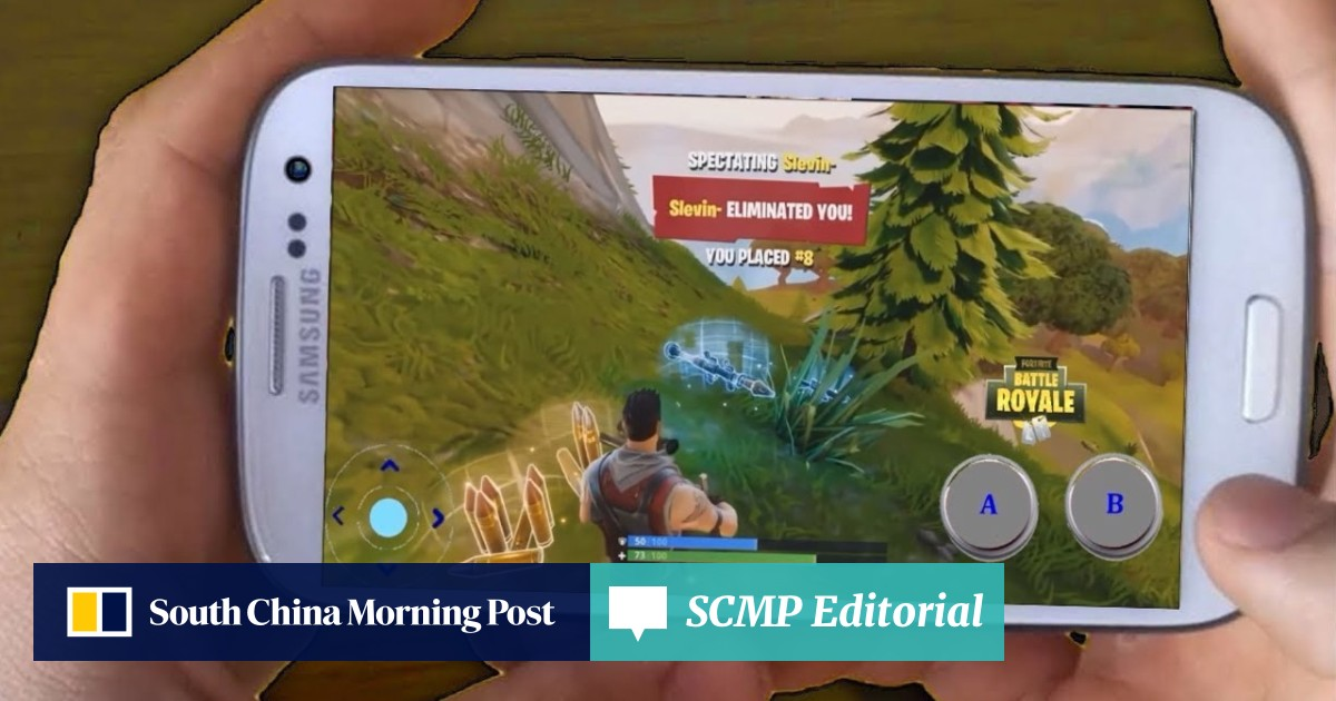 Tencent launches 'Fortnite' in China | South China Morning Post