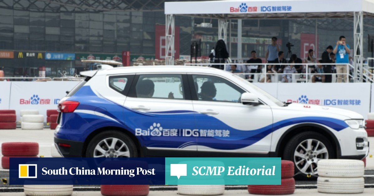 China's self-driving vehicles on track to take global leadership