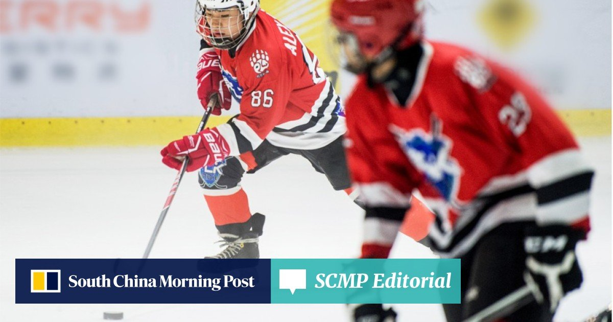 Forget Golf Ice Hockey Is The New Sport Of China S Richest South