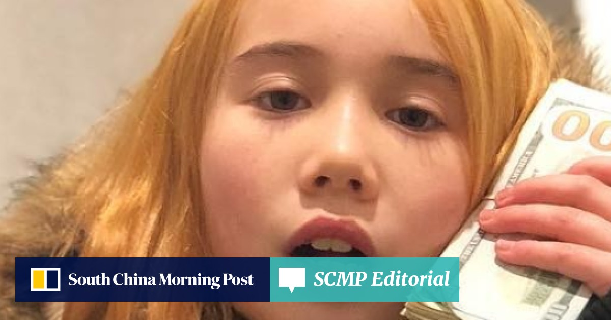 Who is Lil Tay? Behind the illusion of the foul-mouthed nine-year
