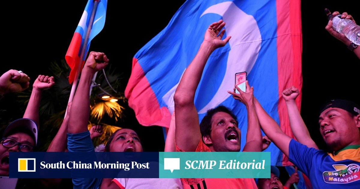A revolution in Malaysia? Not so fast     | South China Morning Post