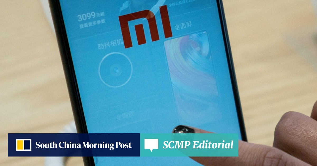Xiaomi in smartphone patent dispute against rival Coolpad | South