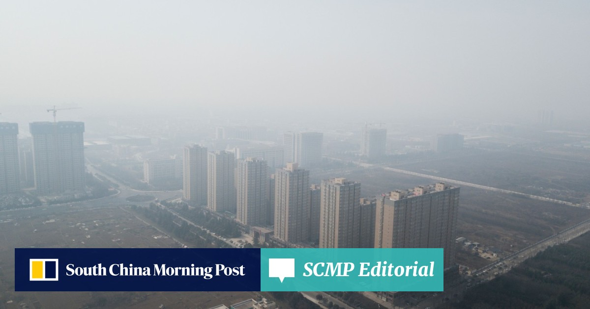 Why fewer dirty factories in China is bad news for climate