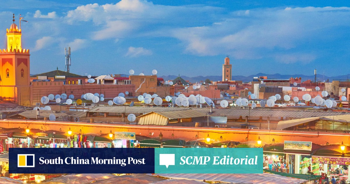 The good, bad and ugly sides to Marrakech, Morocco for