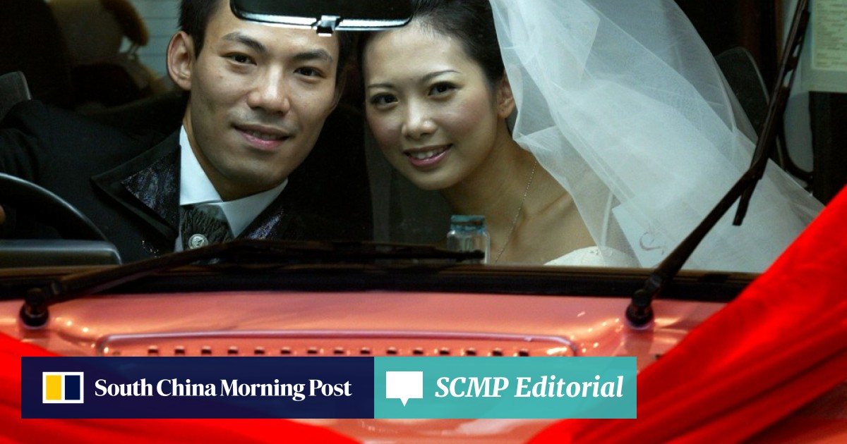 How Hong Kong is making it hard for young couples to make