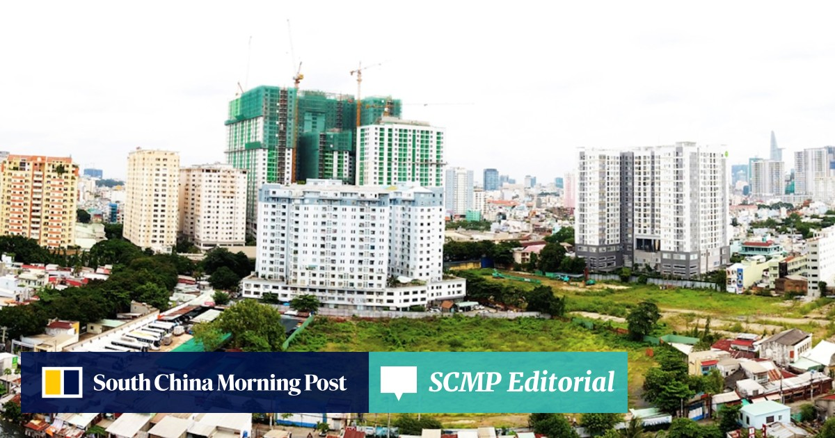 Vietnam, with its low property prices, has become a new