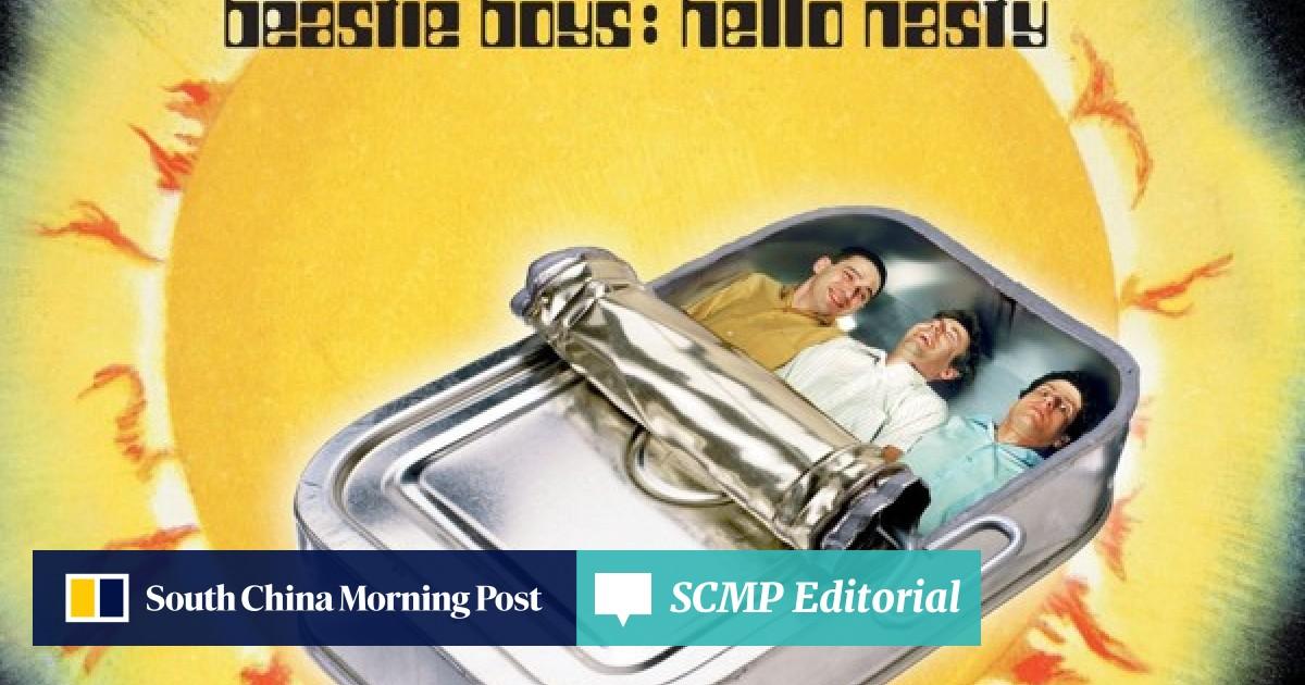 Hong Kong graffiti artist and the Beastie Boys album that changed