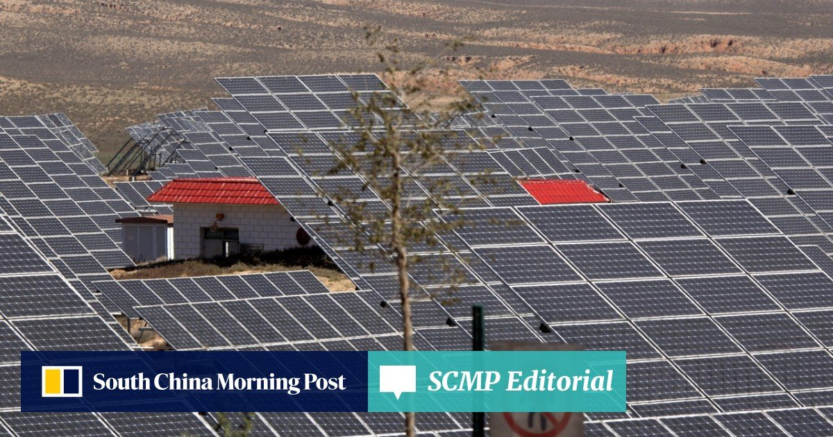 Chinese solar power stocks plunge as government moves to