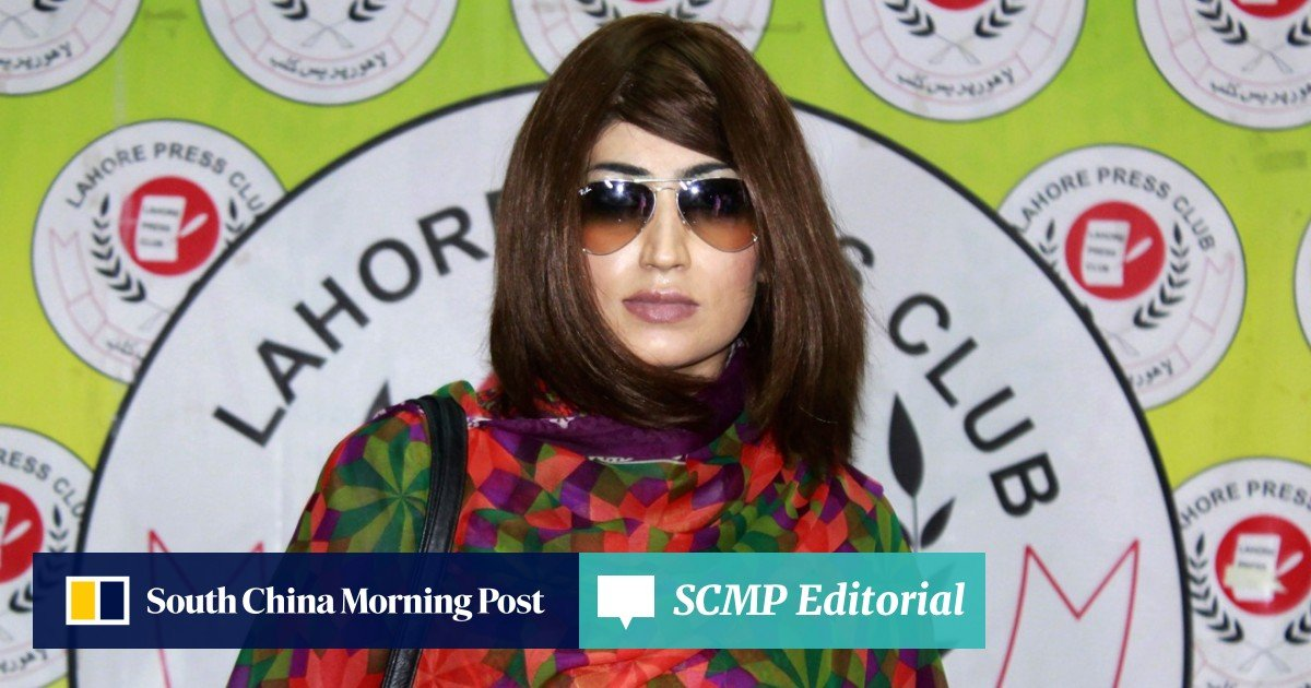 82eabdbb537b54 The murder of a social media star: rebel who confronted Pakistan's  male-dominated culture – and paid the ultimate price | South China Morning  Post