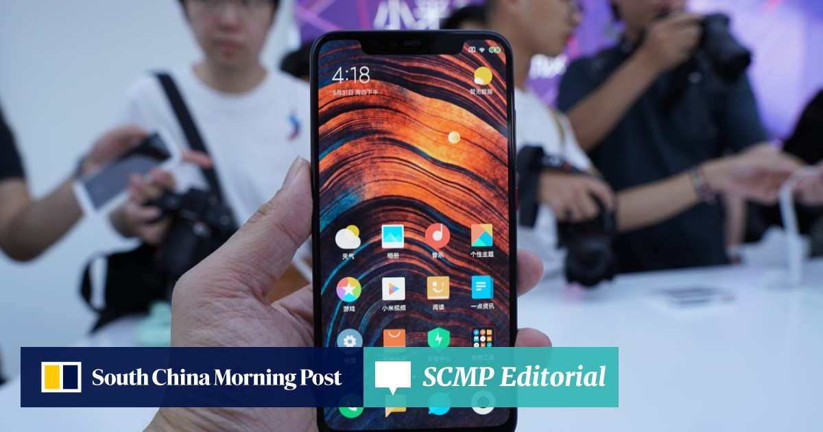 59bb84f88434ab The five best Apple iPhone X clones ranked: Android smartphones with a  notch | South China Morning Post