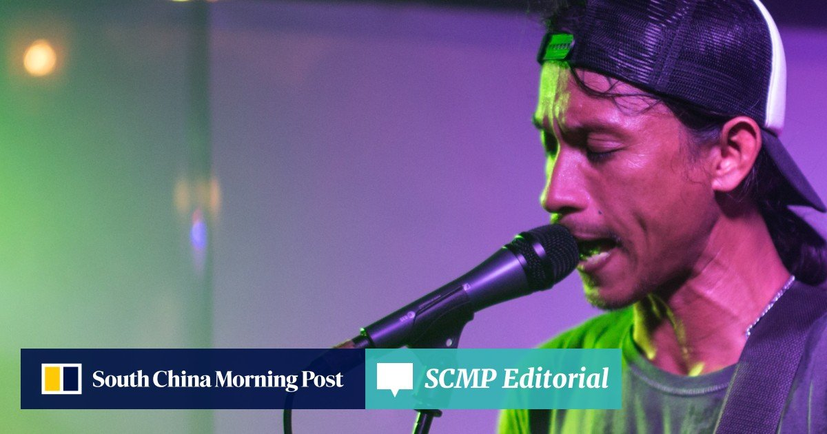 Cambodia's golden age of rock revisited by bands putting their own