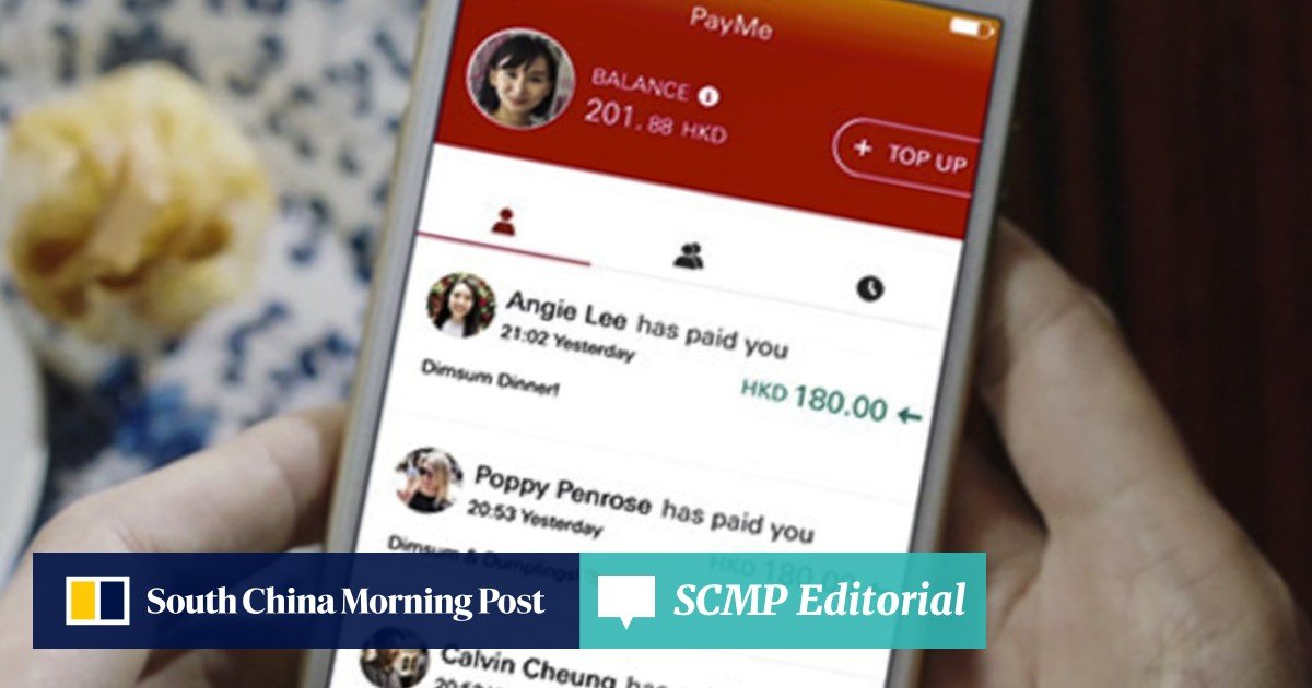 HSBC strikes back in mobile payment war, lifts PayMe monthly