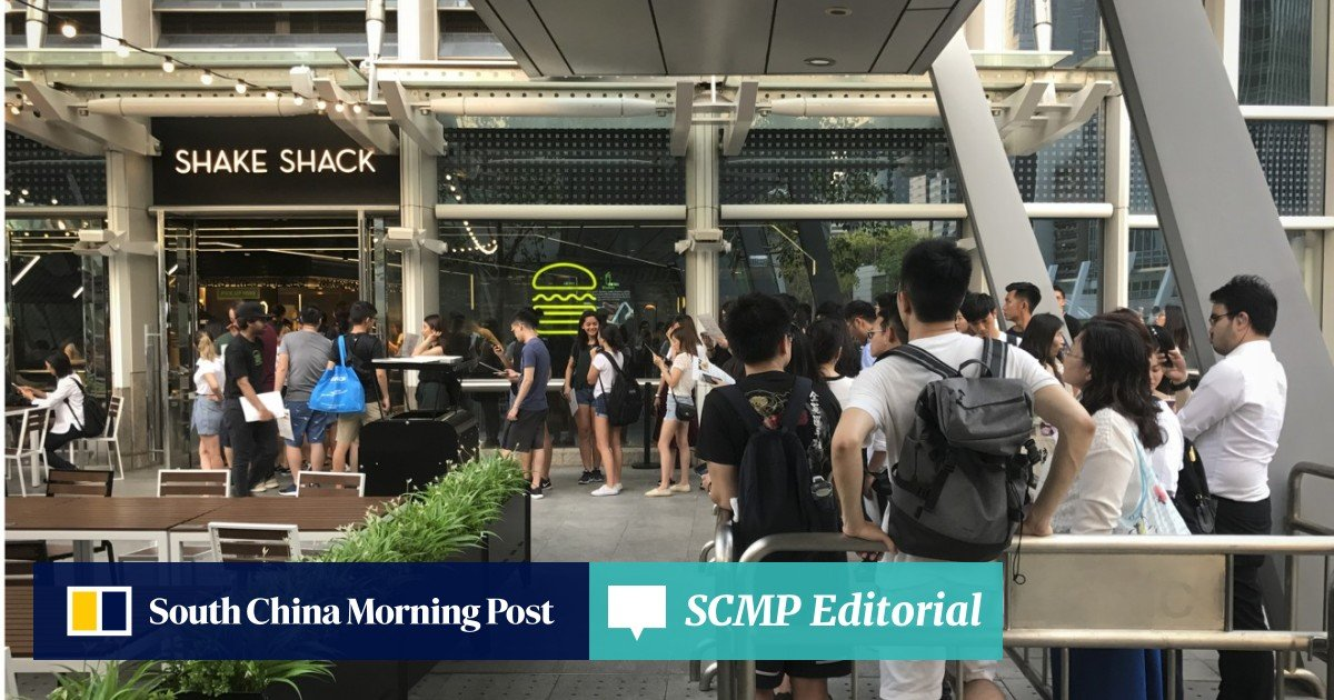 Shake Shack Hong Kong review: well-priced American burgers, but not