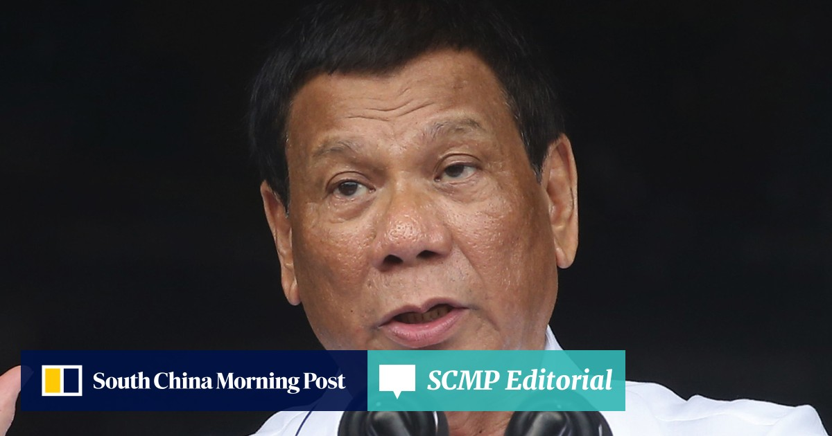 Rodrigo Duterte branded an 'evil psychopath' after calling