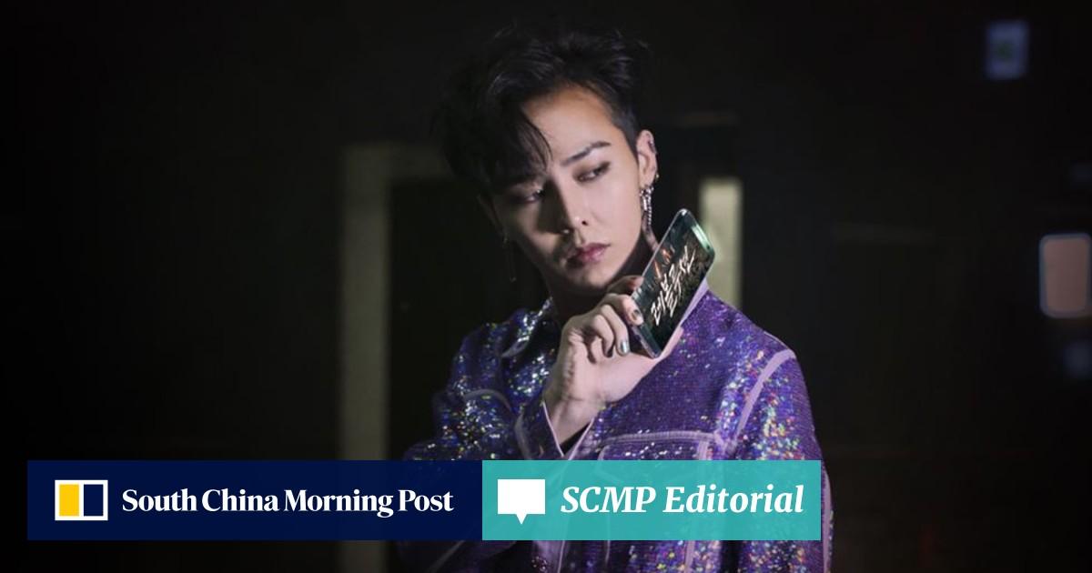 G-Dragon's intimate secrets go viral after K-pop star's ankle