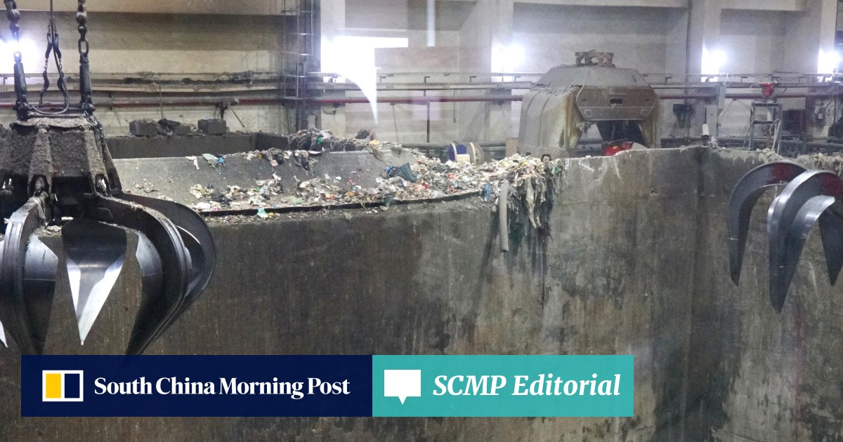 Beijing struggling to contain its growing garbage problem | South