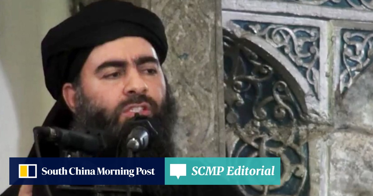 Baby-faced son of Islamic State leader Baghdadi is killed in Syria