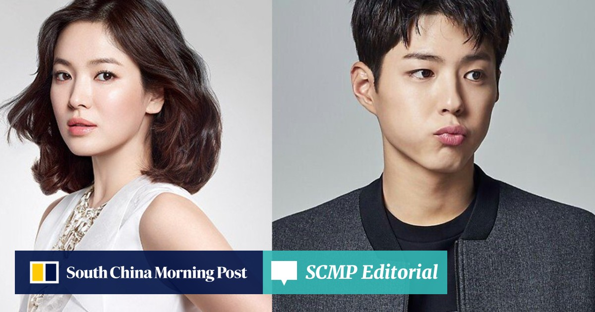 South Korean stars Song Hye-kyo and Park Bo-gum to film TV