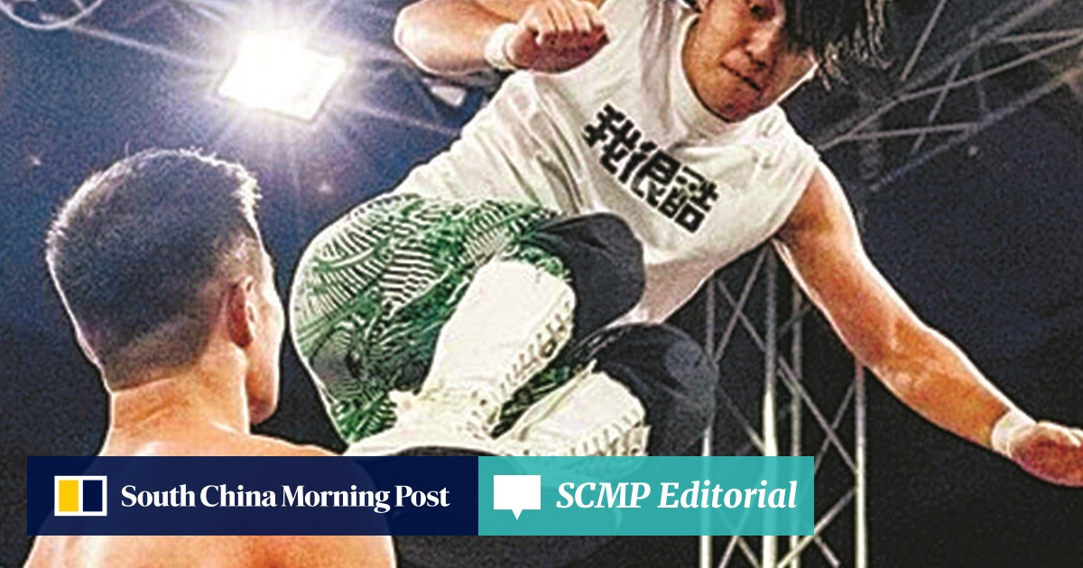 First Hong Kong WWE wrestler on how to stay in shape, and his push