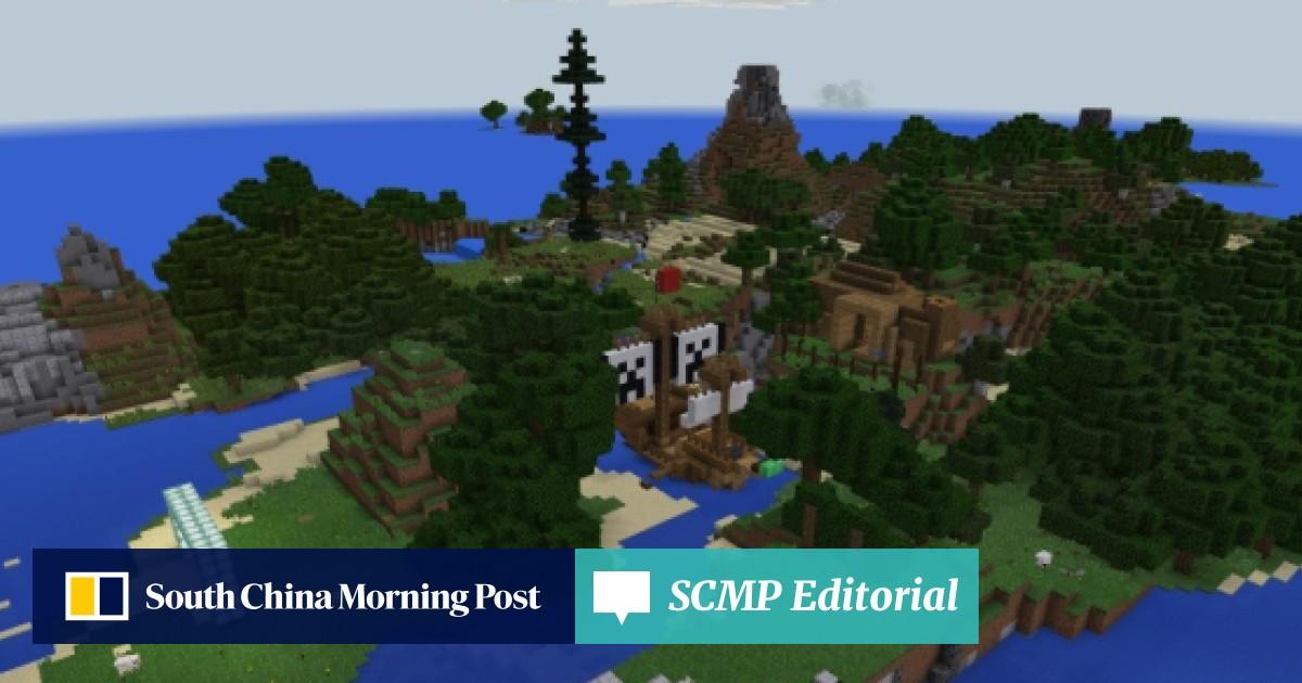 Minecraft does Treasure Island: game brings classic novels