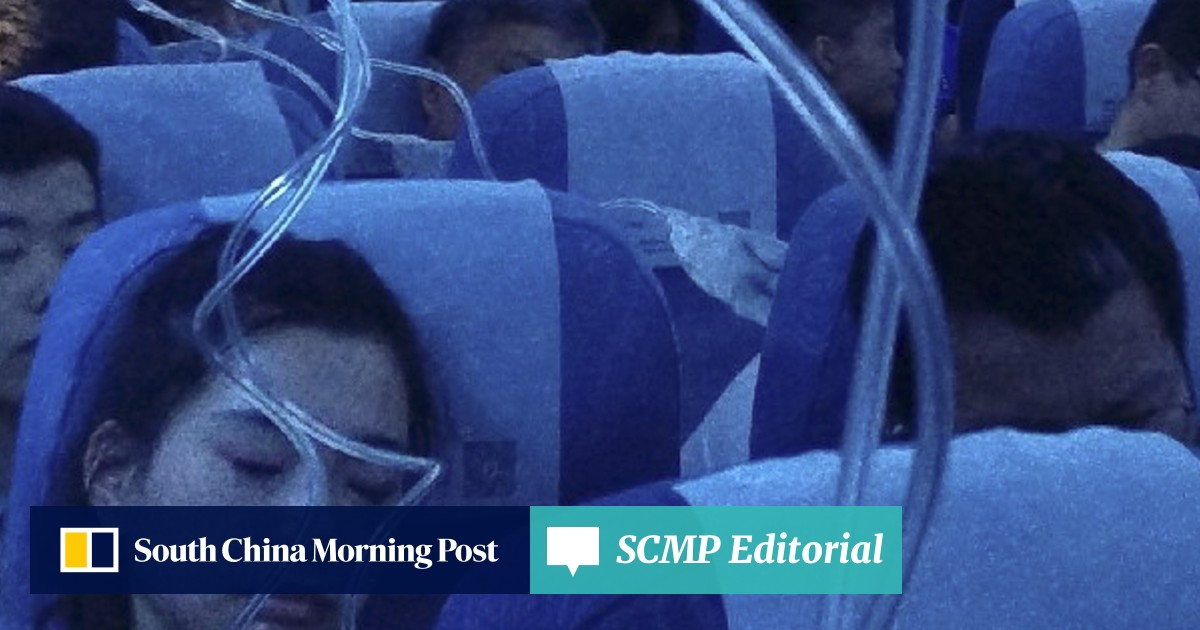 Authorities seize flight data from Air China plane that