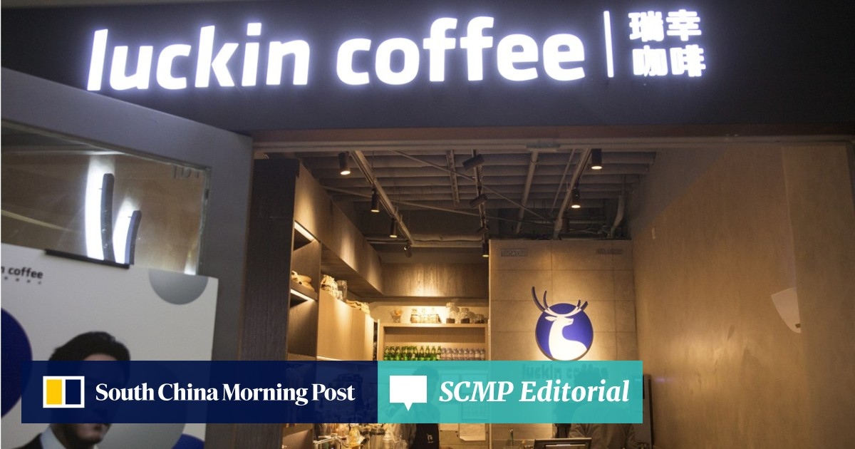 5020e2d9 China's Luckin Coffee confirms US$200 million raised in latest ...