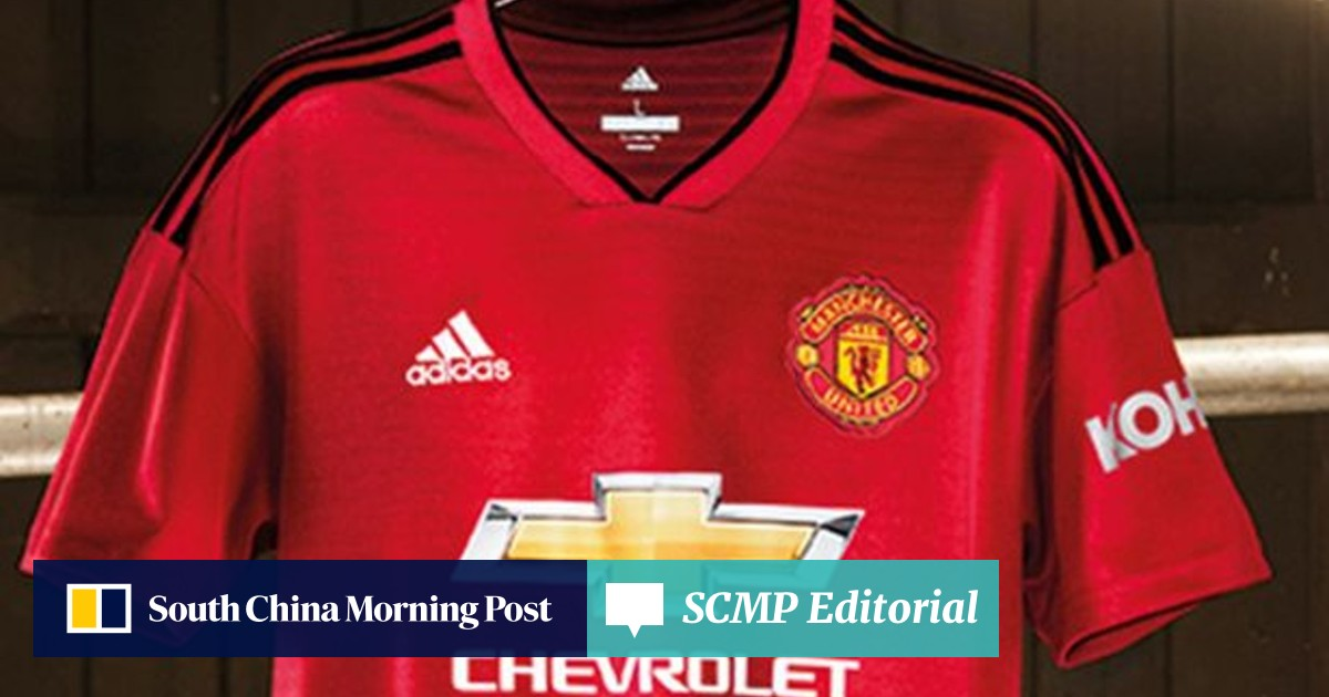 324c3584 Manchester United new kit 2018: 'rip off' price tag of £190 outrages fans    South China Morning Post