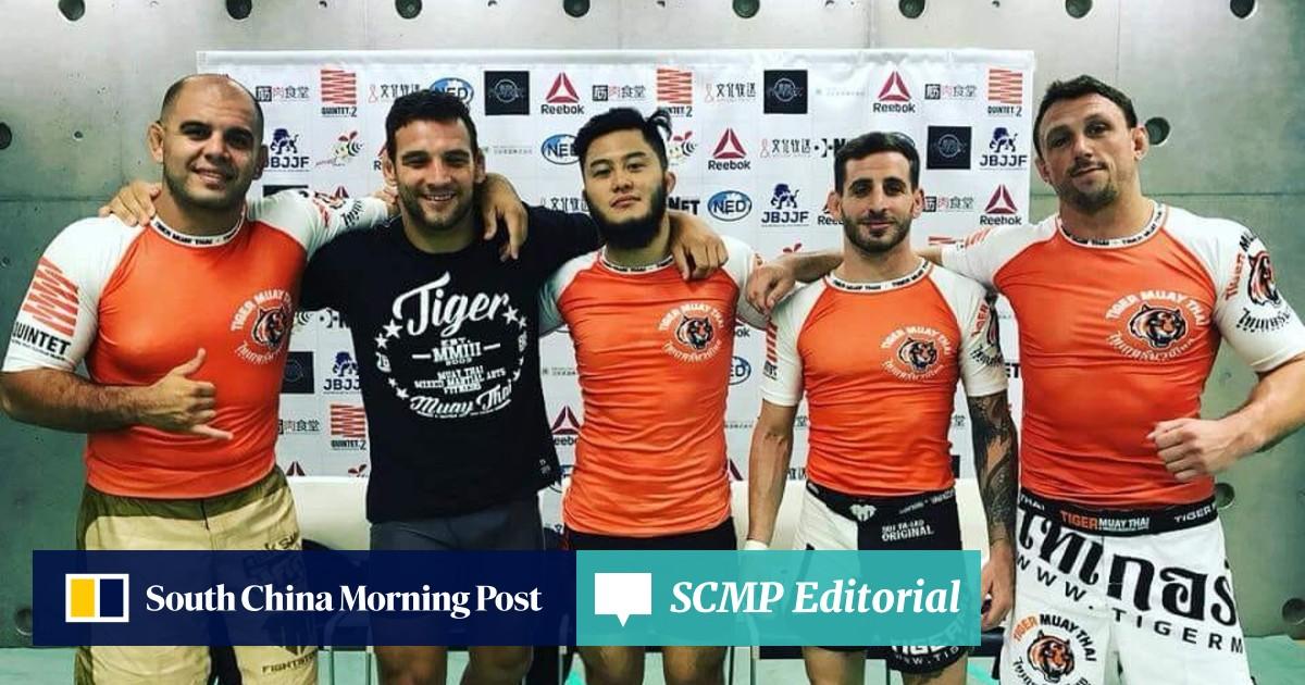Hong Kong jiu-jitsu black belt Viking Wong urges National Olympic