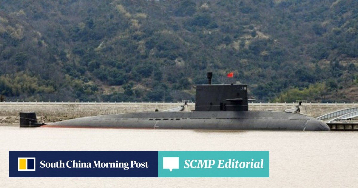 China military develops robotic submarines to launch a new era of