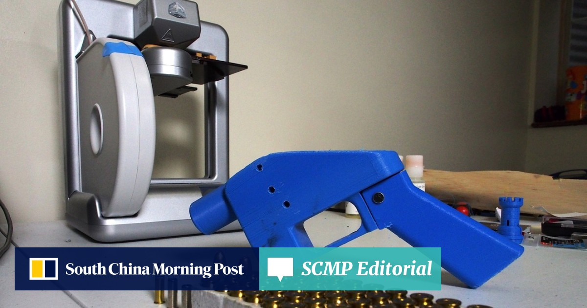 Things to know about 3D-printed guns | South China Morning Post