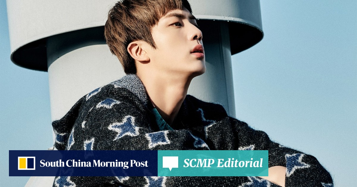 Jin from K-pop superband BTS: his past, his private thoughts and why