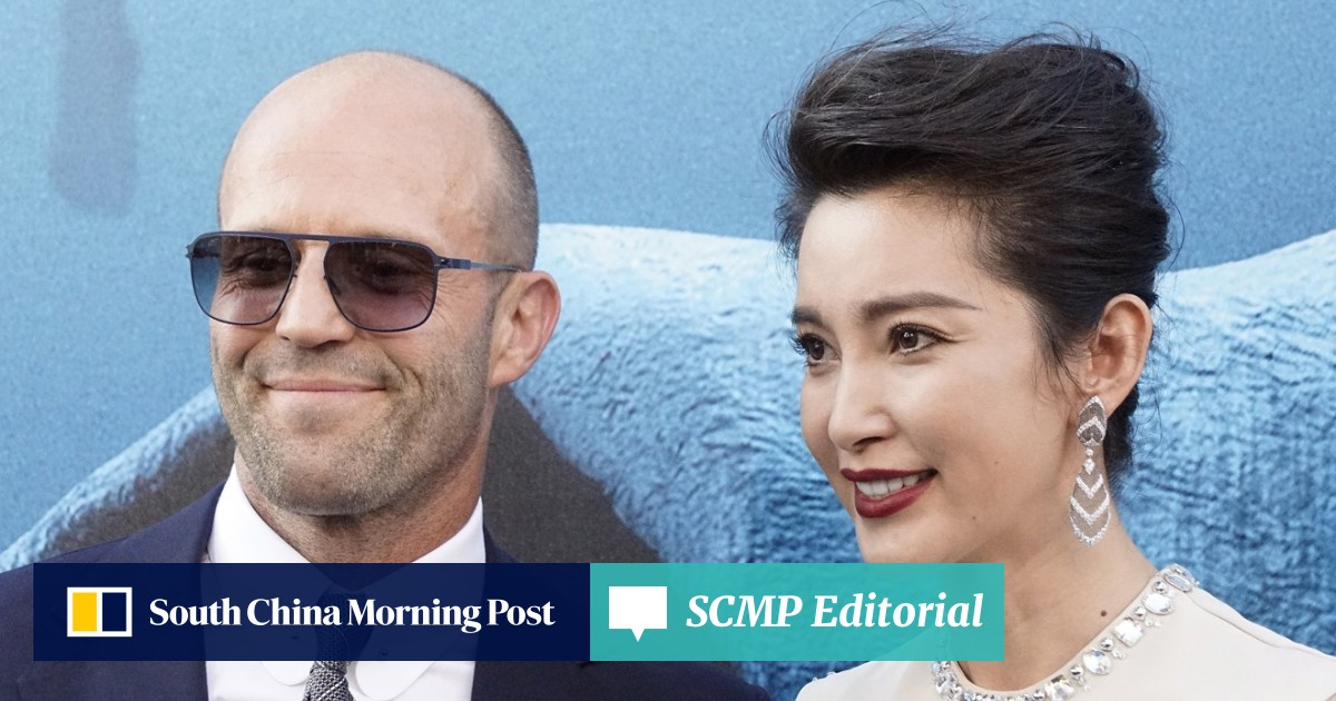Giant shark film 'The Meg', engineered for China, is an