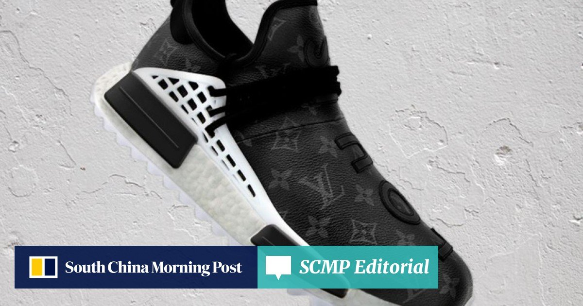 sports shoes c257c 6c2fb Louis Vuitton x adidas 'Eclipse' NMD Hu puts other sneakers ...