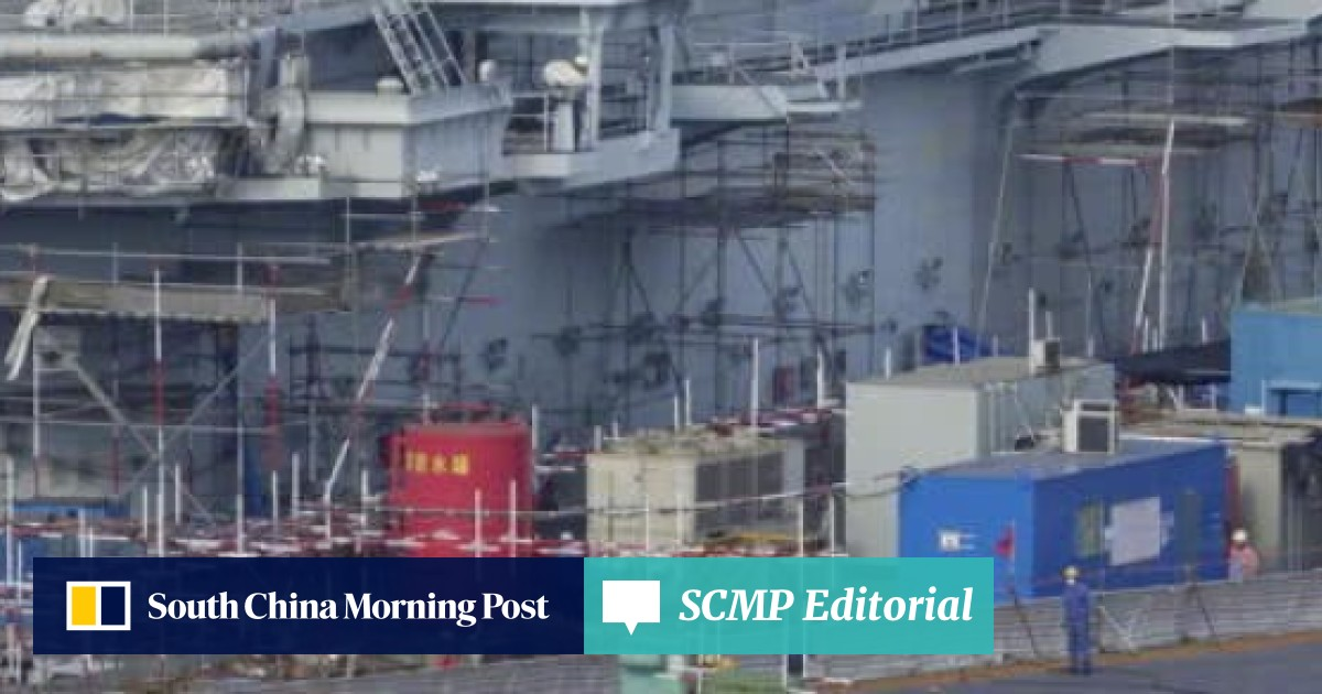China's Liaoning aircraft carrier gets brand new command