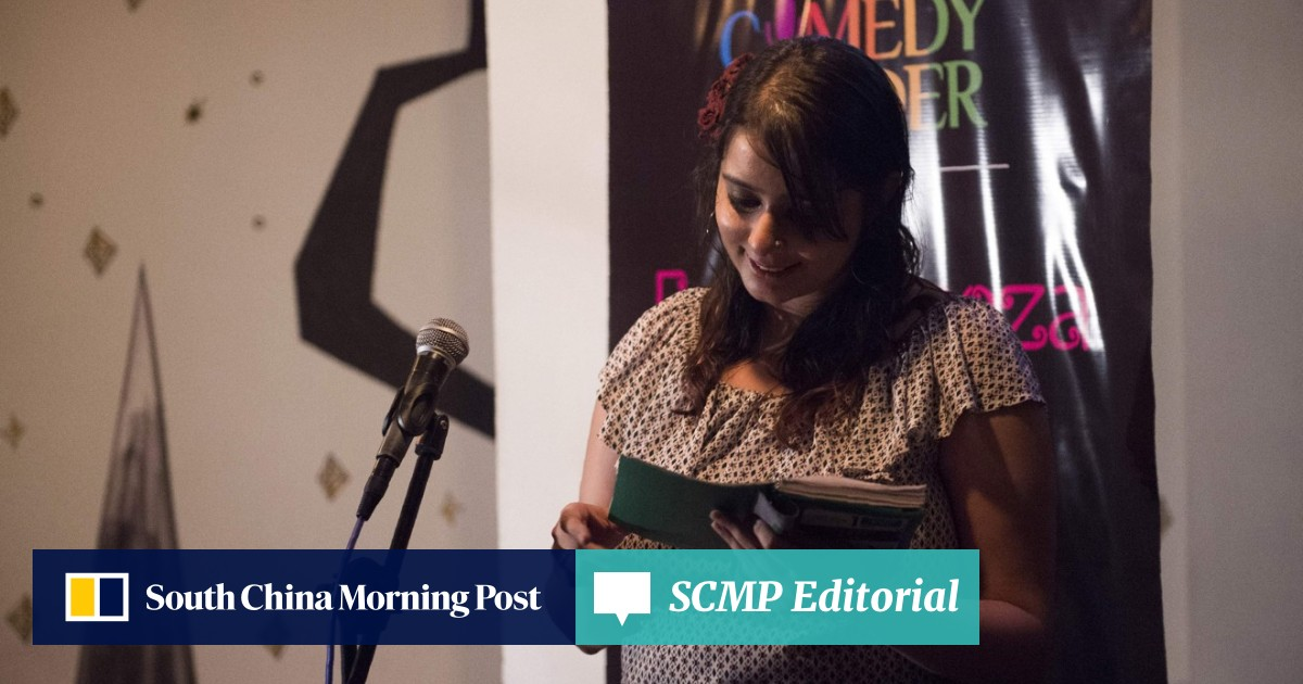 India's women-only comedy show Femapalooza tackles breasts, bras and