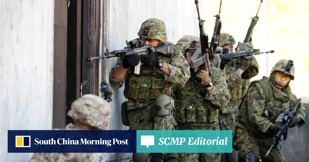 North Korea claims Japan wants to become 'military giant