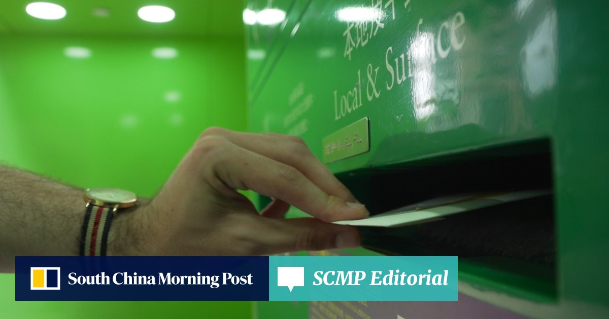 You've got mail     but no postcode: why Hong Kong does not use such