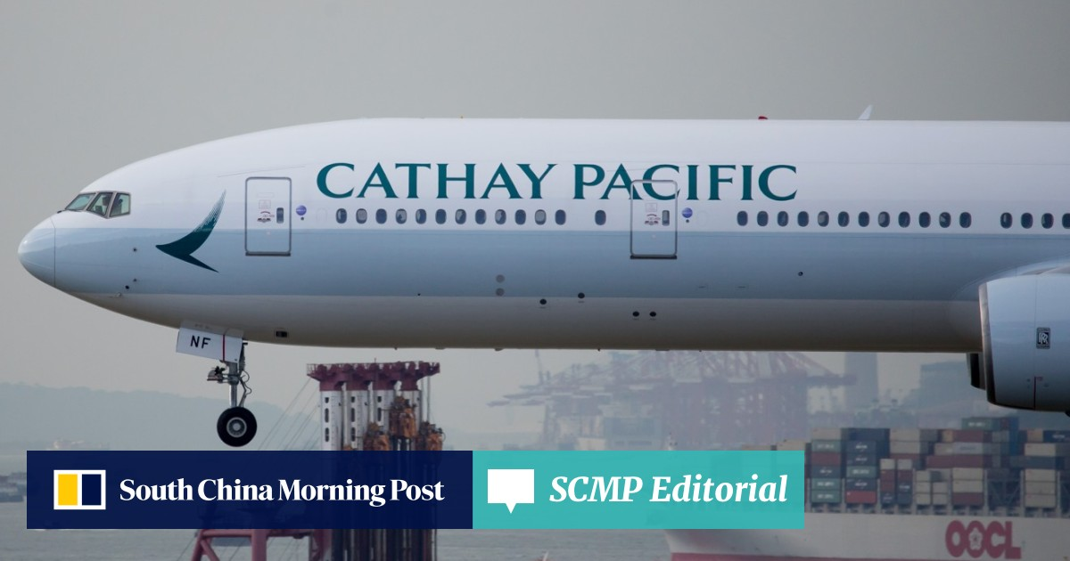 Cathay Pacific agrees to raise retirement age of cabin crew to 60