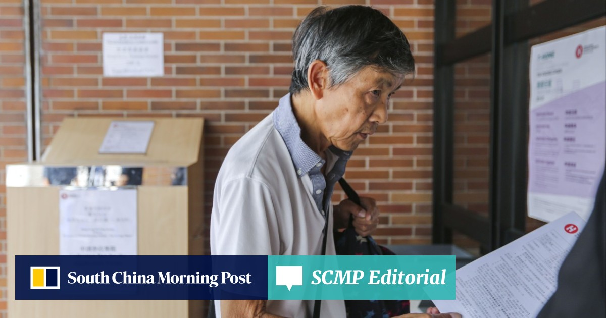 A Mandatory Retirement Age In An Ageing Society Like Hong