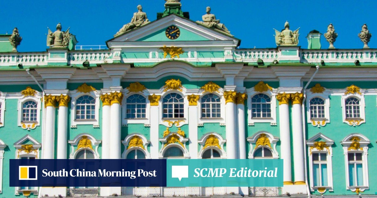 The good, bad and ugly sides to St Petersburg, Russia's second city