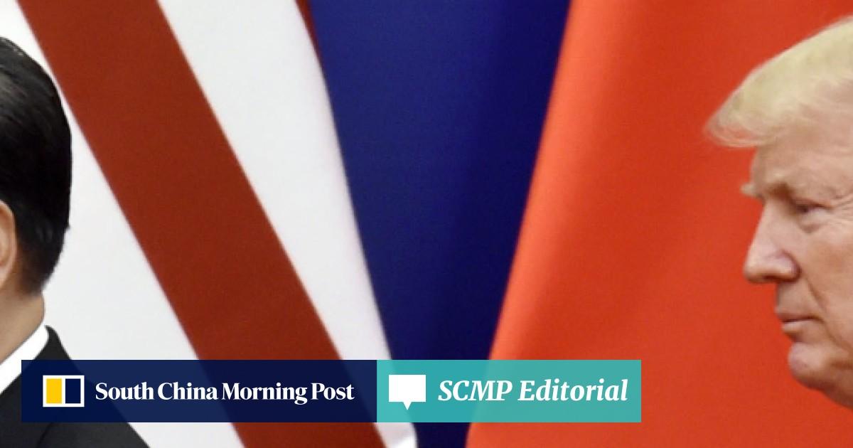US and China officials meet ahead of possible talks between Xi