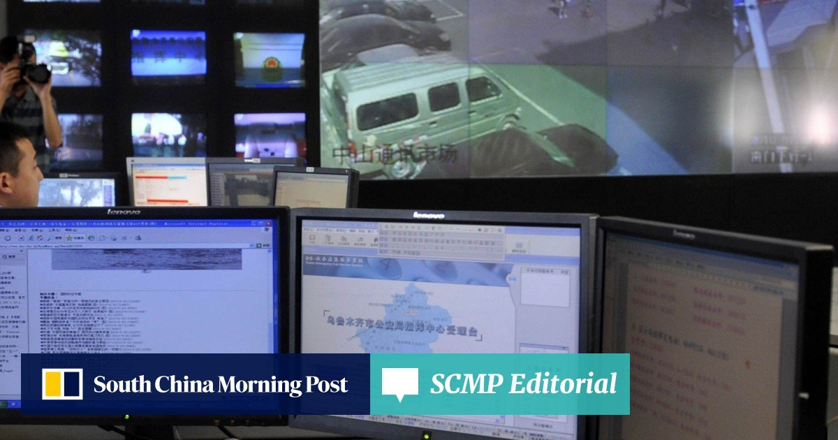 China's Sharp Eyes surveillance system puts the security focus on