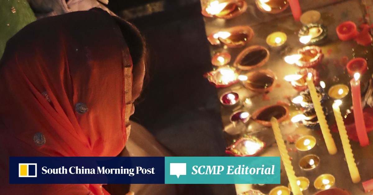 Diwali: how Indians in Hong Kong make festival special when