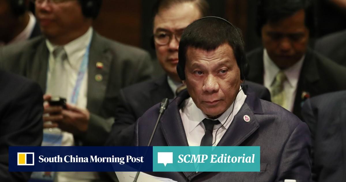 What's wrong with my nap? Philippine President Rodrigo